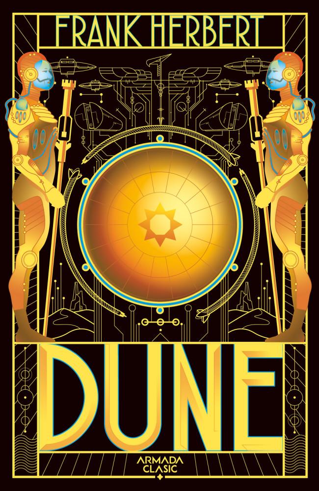 dune, serii, science fiction